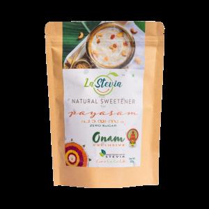 Stevia-Sweetened Payasam Mix